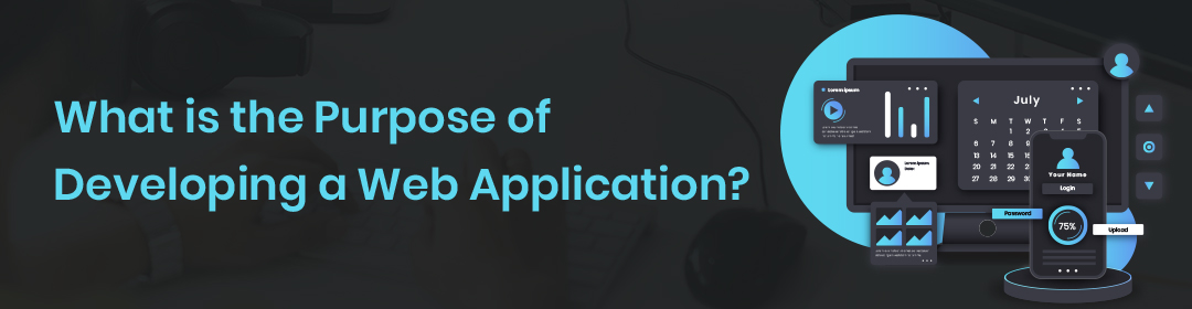 Purpose of Developing a Web Application