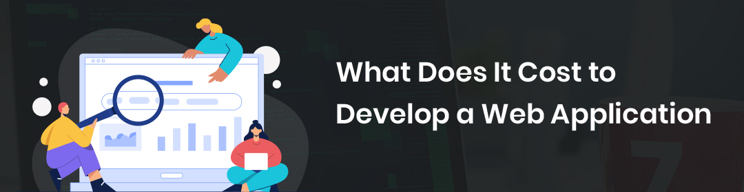 Cost to Develop a Web Application