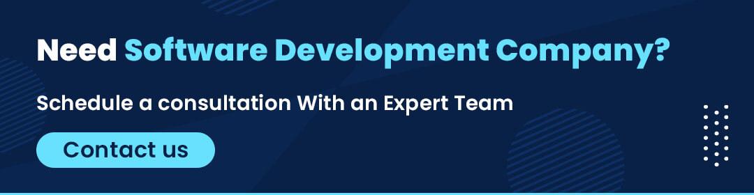 CTA - Software development company